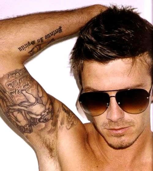 david beckham tattoos | David-Beckham-Tattoos-Sleeve