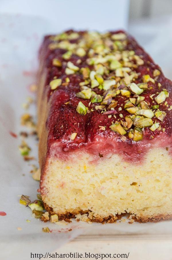 Побалуйте близких... Творожный пирог с клубникой
