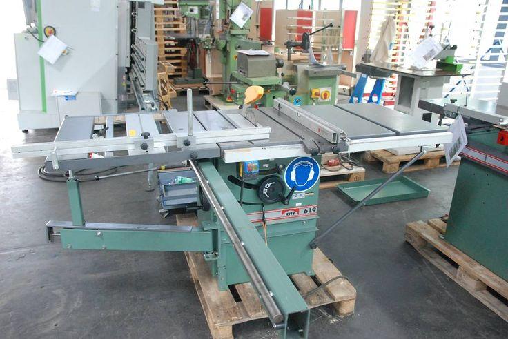 Hochsmann Kity Bela 619 Tischkreissage Tischkreissage Tisch Parallelanschlag