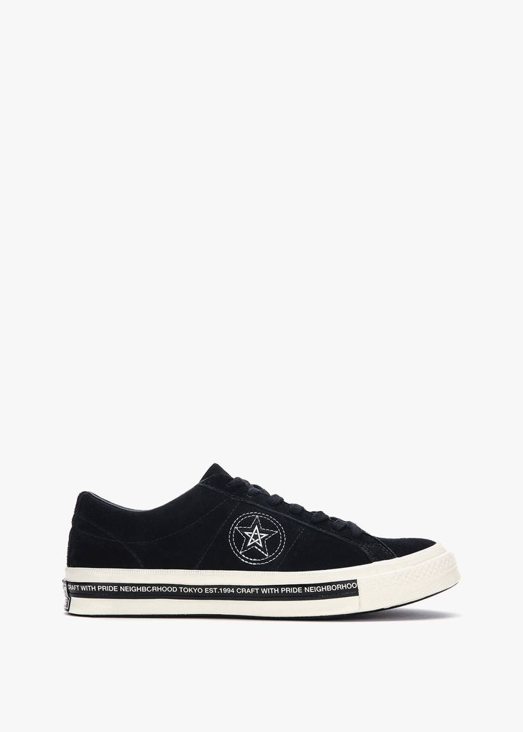CONVERSE Neighborhood X Converse One Star. #converse #shoes #all