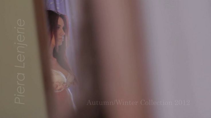 """Making Of """"Piera Linjerie - Autumn/Winter Collection 2012"""""""