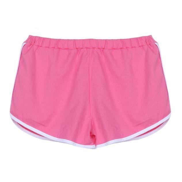 Fashion Women Casual Short Plus Size Cotton 4 color Short Femininos Ladies Workout High Waist Shorts Femme super quality #5