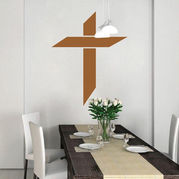 Cross Wall Decal Christian DecalsCross WallsWall DesignVinyl DecalsLiving Room ArtAppliancesSpiritualBeautiful ThingsAccessories