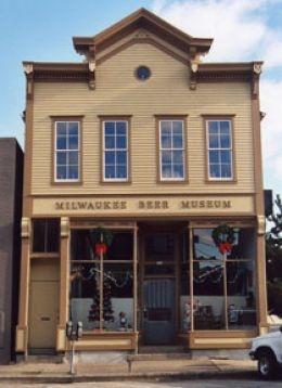 beer museum in milwaukee, wi