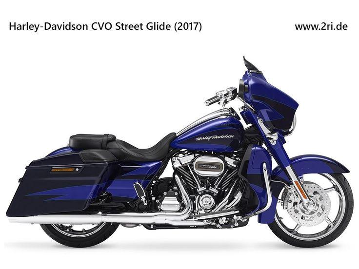 Harley-Davidson CVO Street Glide (2017)