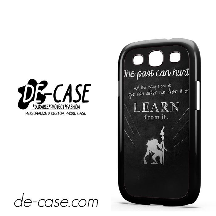 Rafiki Lion King Quote DEAL-9106 Samsung Phonecase Cover For Samsung Galaxy S3 / S3 Mini