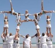 Amazing stunt!! Wish I could do that!!