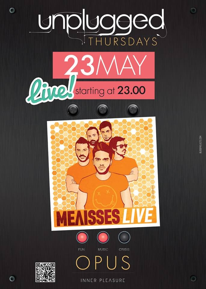 Melisses Live @ Opus