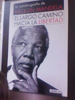 Libro Mandela