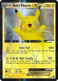 Résultats de recherche d'images pour « carte pokemon raichu ex »