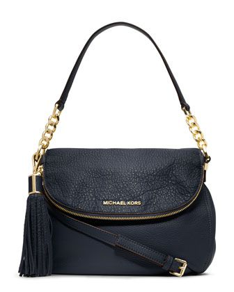 MICHAEL Michael Kors  Medium Bedford Tassle Convertible Shoulder Bag.