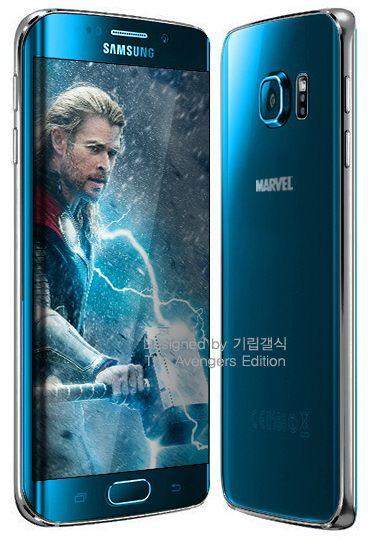 Samsung Galaxy S6 edge by Thor