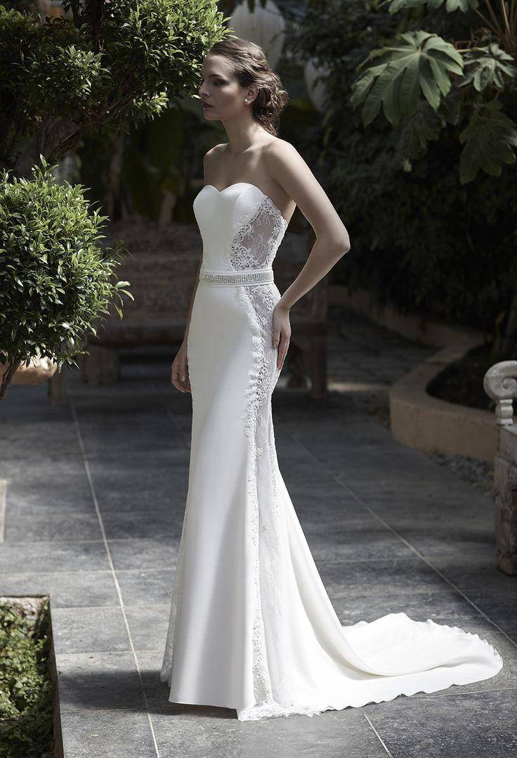 Mysecret Sposa Collezione Zaffiro Cod. 17105  #mysecretsposa #sposa #collezionesposa #abitidasposa #wedding #weddingdress #bride #abitobianco