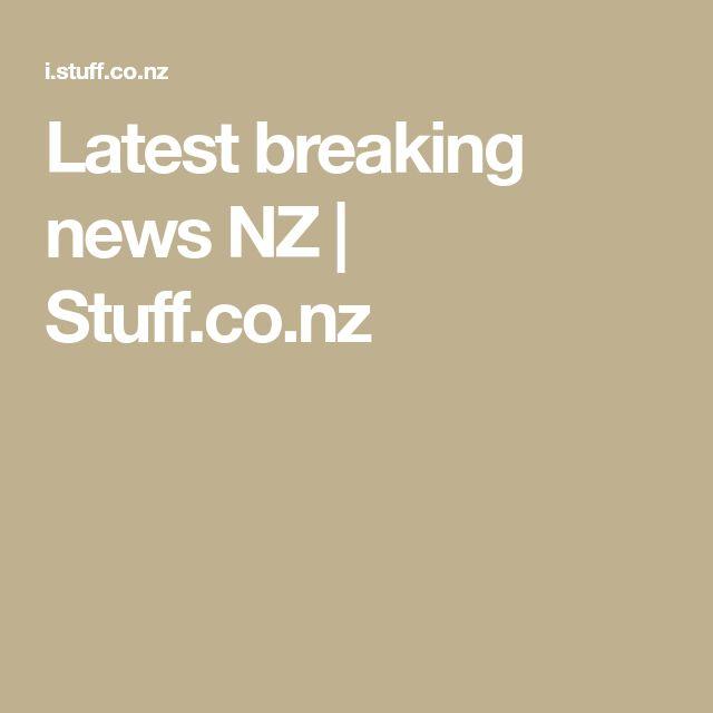 Latest breaking news NZ | Stuff.co.nz
