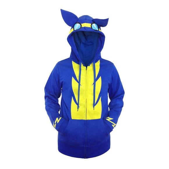 My Little Pony Friendship Is Magic Halloween Costume Hoodies | The Mary Sue