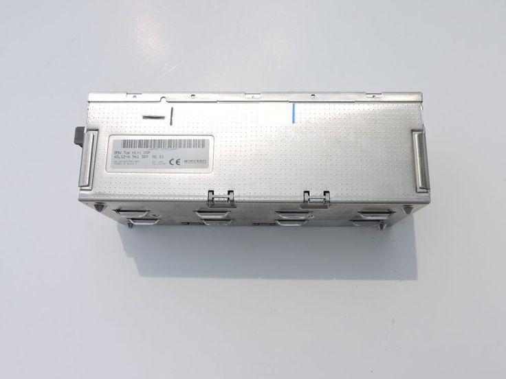 02-08 BMW E65 E66 Amplifier 65.12-6 961 389 Top Hifi DSP Radio Logic 7 Series #BMWOEMBECKERE65E66