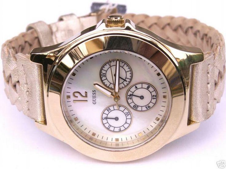 Guess What It Is | Relógios Guess – Com um lindo design Relogios Guess 1 – Moda