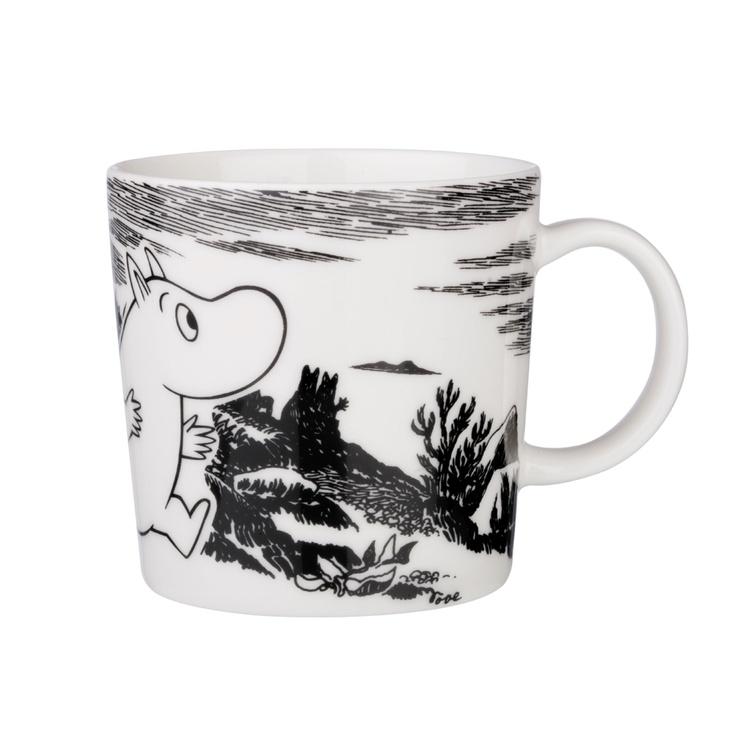 Moomin Mug Moomin on Adventure, Arabia