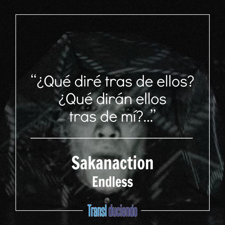 """Hola, te queremos compartir nuestra más reciente traducción, es """"Endless"""" de Sakanaction, la canción principal del álbum DocumentaLy, esta canción nos habla acerca de la forma como se juzgan las opiniones y de lo importante que es generar las propias. Puedes ver la letra y escuchar la canción siguiendo el enlace a continuación:  https://goo.gl/MoS3q8 #Sakanaction #Endless #DocumentaLy #JMusic #JRock  Si te gustó la canción por favor ayúdanos a compartirla y recuerda que estamos ansiosos de…"""