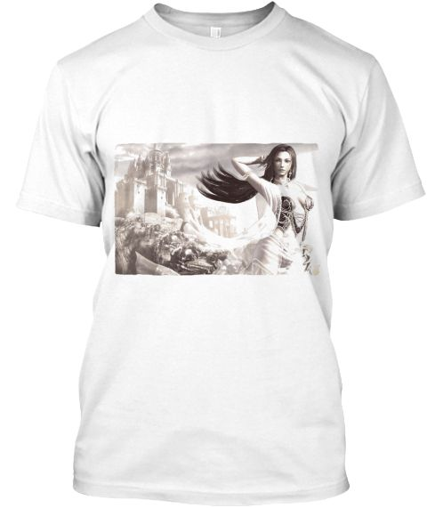 Winner White T-Shirt Front