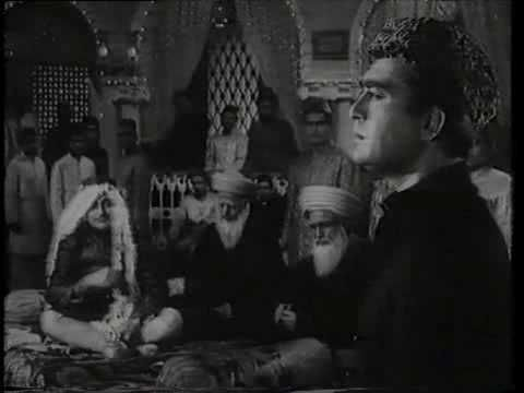 Rang Aur Noor Ki - Meena Kumari & Sunil Dutt - Gazal - YouTube