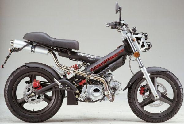 Sachs Bikes Madass 125 - 8
