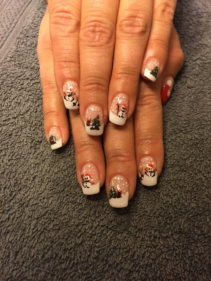 Nails , xmas