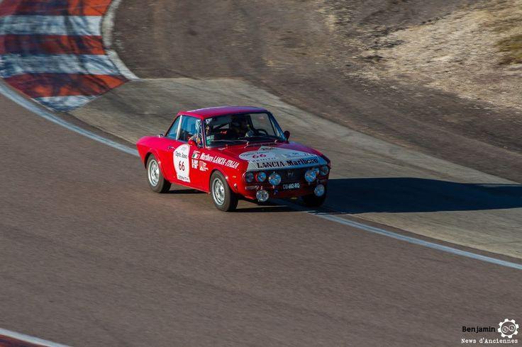 #Lancia #Fulvia sur le #TourAuto2016 à #Dijon_Prenois. Reportage : http://newsdanciennes.com/2016/04/20/tour-auto-2016de-passage-a-dijon-prenois-on-y-etait/ #ClassicCar #VoituresAnciennes #VintageCar #MoteuràSouvenirs