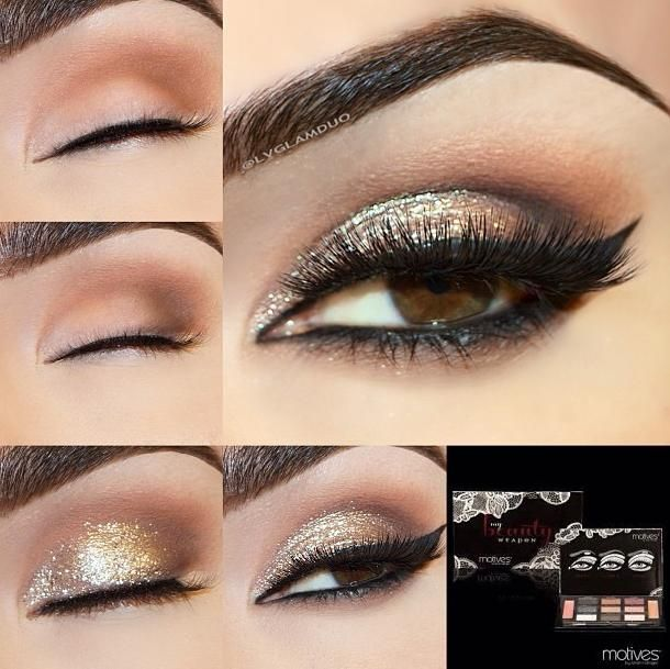 14 best images about golden eyeshadow on Pinterest | Gold ...