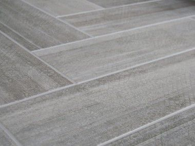 Loft Grey Decor 525 X 173 mm Matt Finish Ceramic Floor Tile