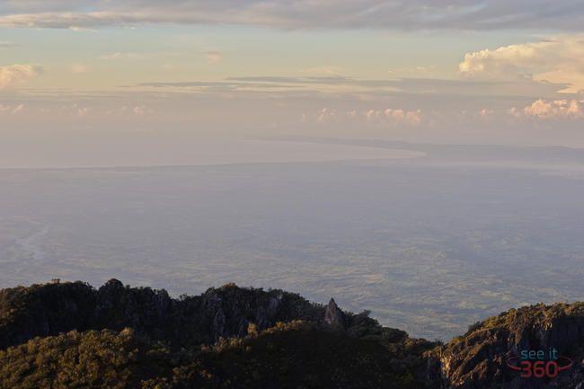 Pacific Coast of Panama --> info about hiking Volcan Baru