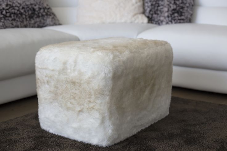 Bespoke foot stool by Limitless Creations