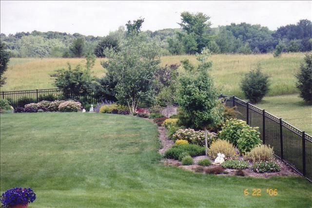 Privacy Builder Ideas For The Corners Of My Fence Line