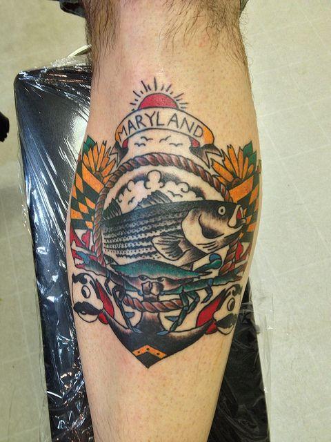 Best 25 maryland tattoo ideas on pinterest tattoo for Tattoo frederick md