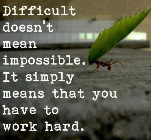 work hard | WORDS OF WISDOM | Pinterest