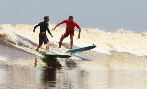 bono wave riau indonesia