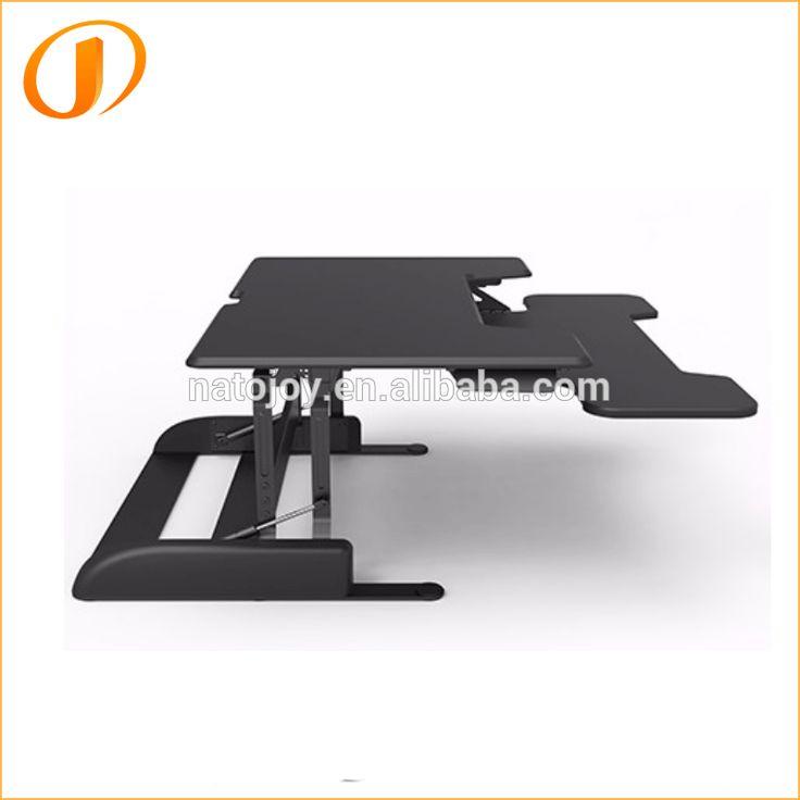2016 humanizing design height adjustable desk sit stand desk riser