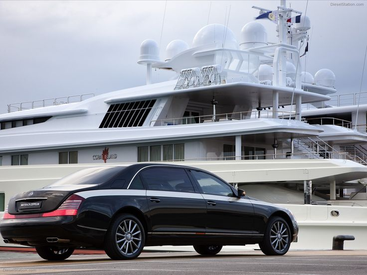 Maybach Zeppelin Gallery Exotic Car Picture #19 Of 71 : DieselStation