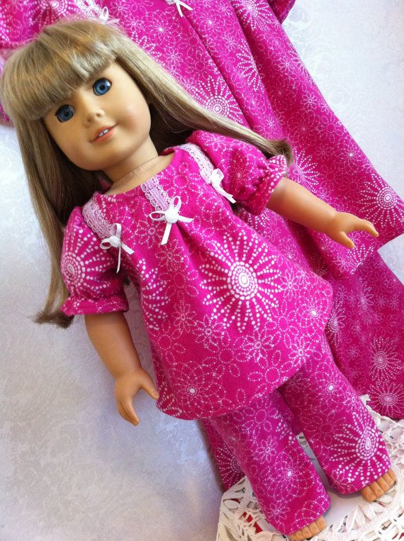Custom Matching Pajama set for Child and American by MySundayBest