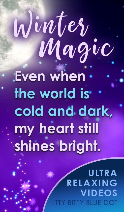 Enjoy a soothing 15 minute trip by the light of a … | Inspirational