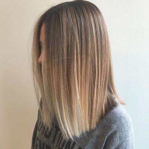 20 Best Balayage Frisuren für glattes Haar für 2…