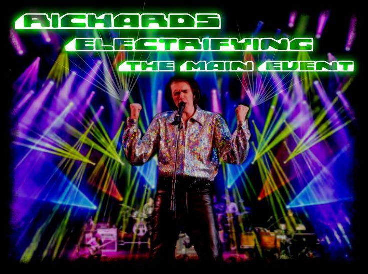 Neil Diamond Tribute Artist Steve Richards