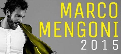 Marco Mengoni, a Maggio 2015 inizia il tour: informazioni e date dei concerti