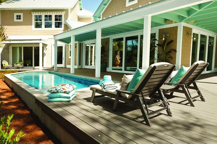 57 best jacksonville fl images on pinterest for Above ground pool decks jacksonville fl