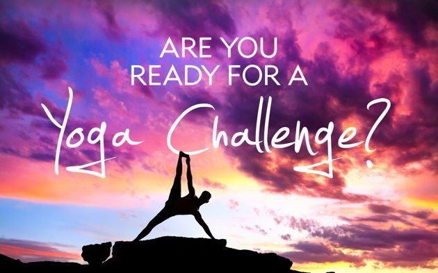 30 day yoga challenge