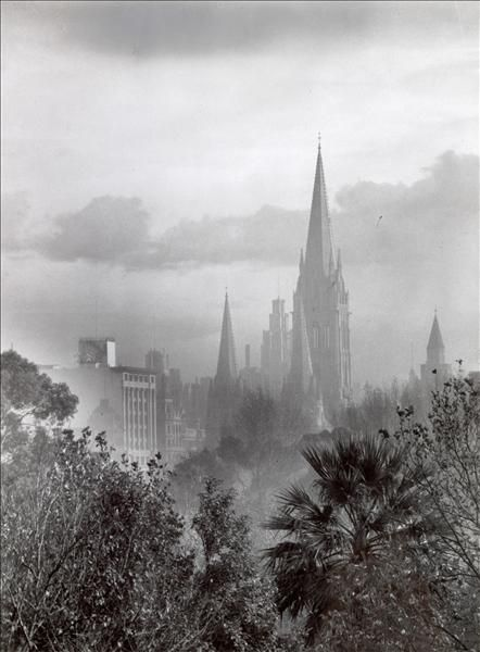 st pauls melbourne, 1930