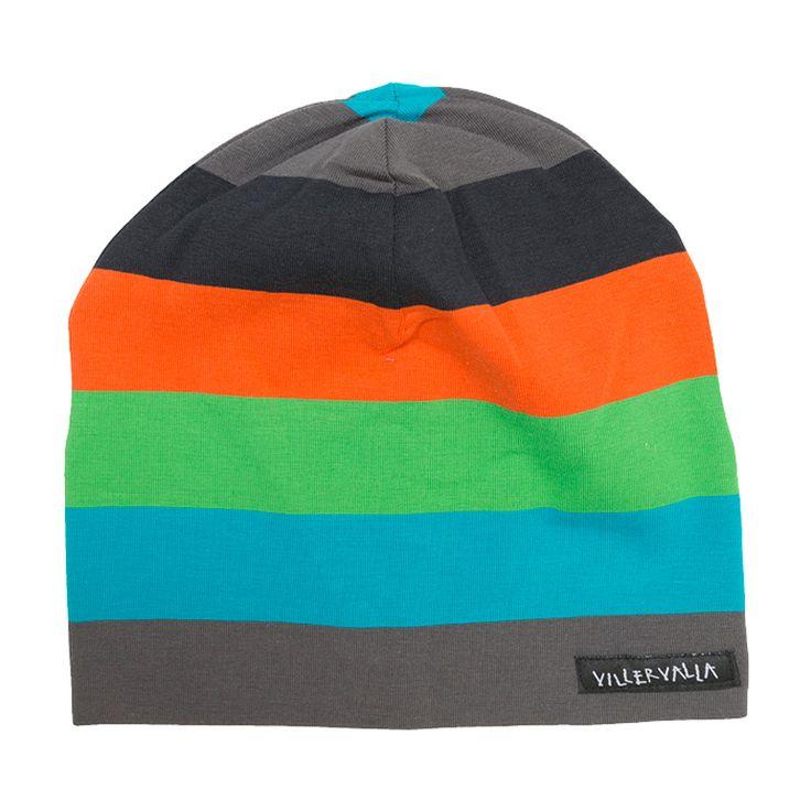 Valikoima Villervalla-trikoopipoja, 7,95 €. Monta eri väriä ja kuosia. Norm. alkaen 13,95 €. SKIDI lastenvaatteet, 3. KRS
