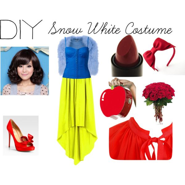 Snow White Running Costume Related Keywords & Suggestions