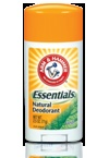 @Andrea / FICTILIS Bennett  ... kindof smells like the detergent - - it is aluminum and paraben free and actually works