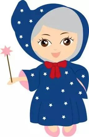 Fairy Godmother | Children | Pinterest | Fairy godmother ...